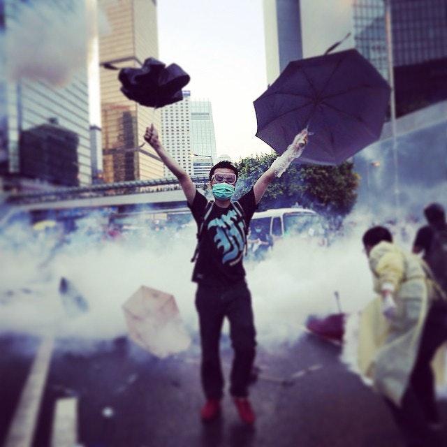 chiita_k2m #OccupyCentral