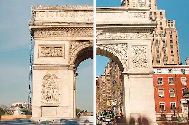 Video new york vs paris bird in flight for Flights from paris to new york