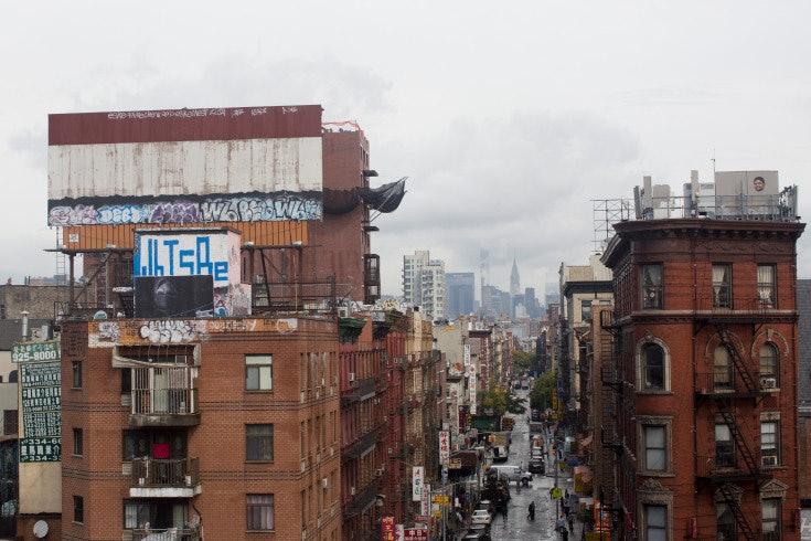 New York, New York. United States.October 16th 2014.#Dysturb New York.