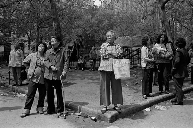 New York Chinatown (1981-1984)