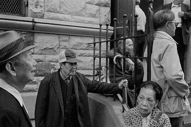 New York Chinatown (1981-1984)