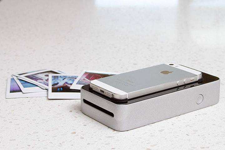 SnapJet's Portable Printer — Bird In Flight