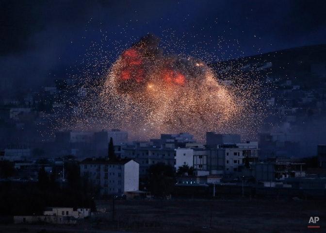 YE Turkey Syria