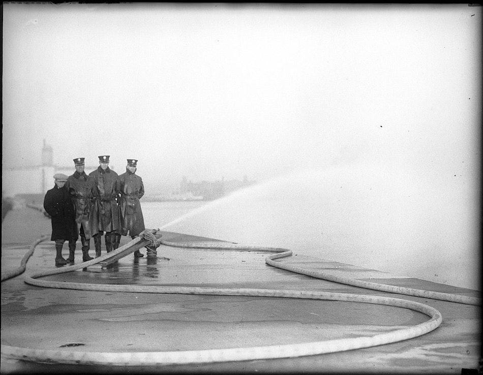 Toronto Fire Department photographs