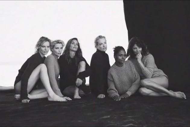 Супермодели девяностых снялись для обложки итальянского Vogue — Bird In Flight