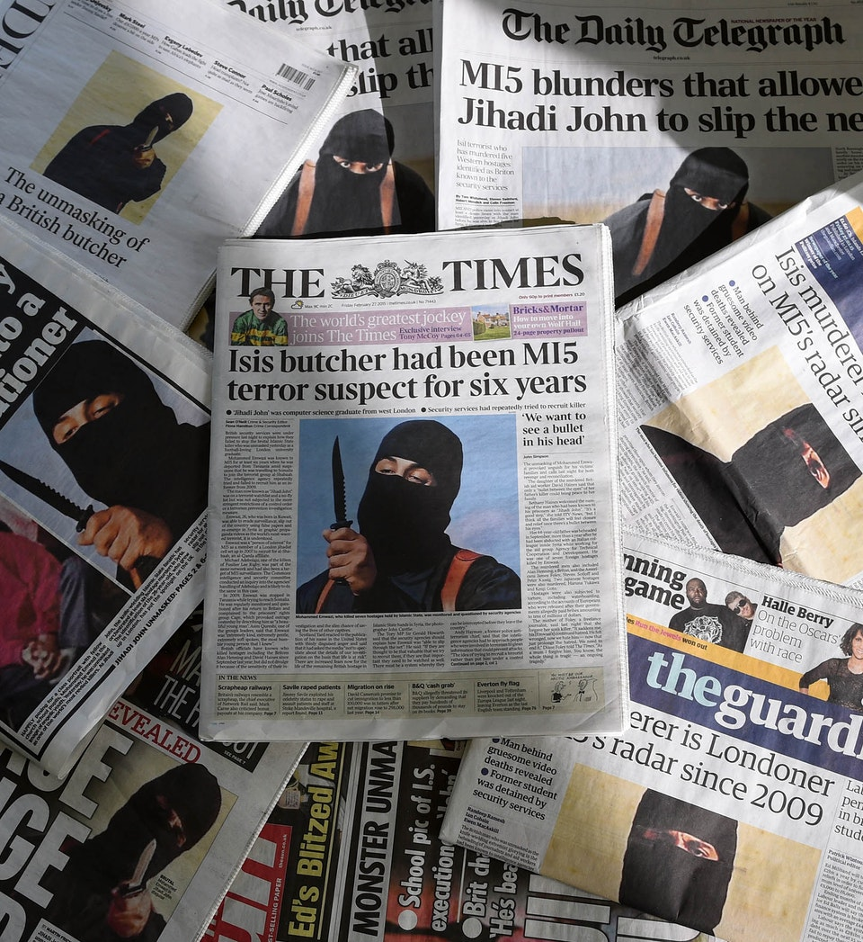 BRITAIN-IRAQ-SYRIA-CONFLICT-JIHADIJOHN-FILES