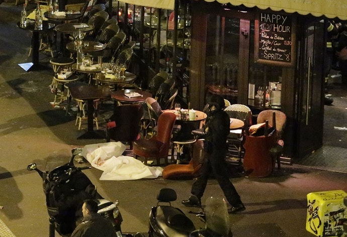FRANCE--ATTACKS-PARIS