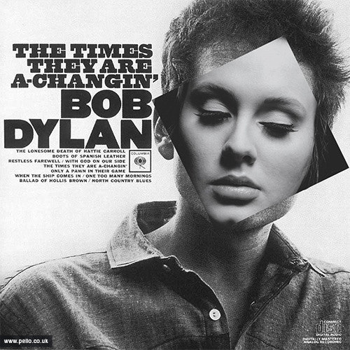 any-album-cover-adele-bob-dylan-by-pello