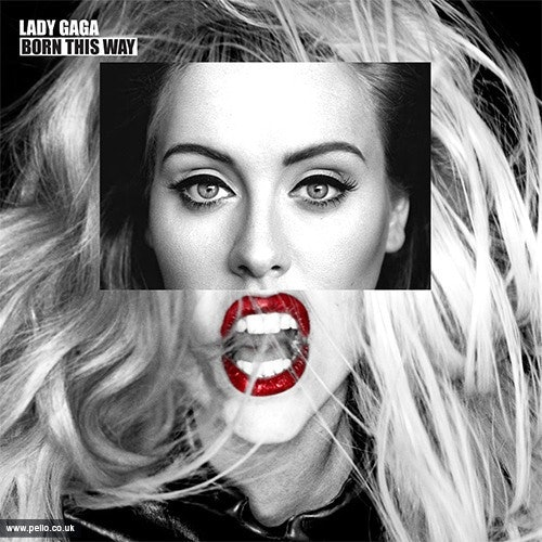 any-album-cover-adele-lady-gaga-by-pello