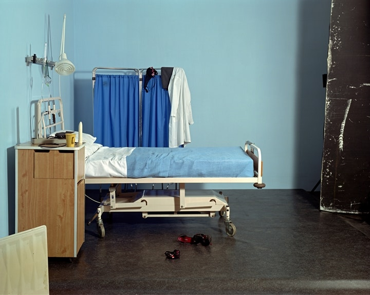 Empty Porn sets, Nurses Set