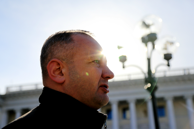 Суд избирает меру пресечения активисту Майдана Бубенчику (ТРАНСЛЯЦИЯ)