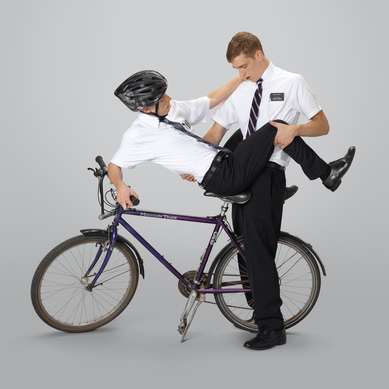 Gay mormon missionary pics