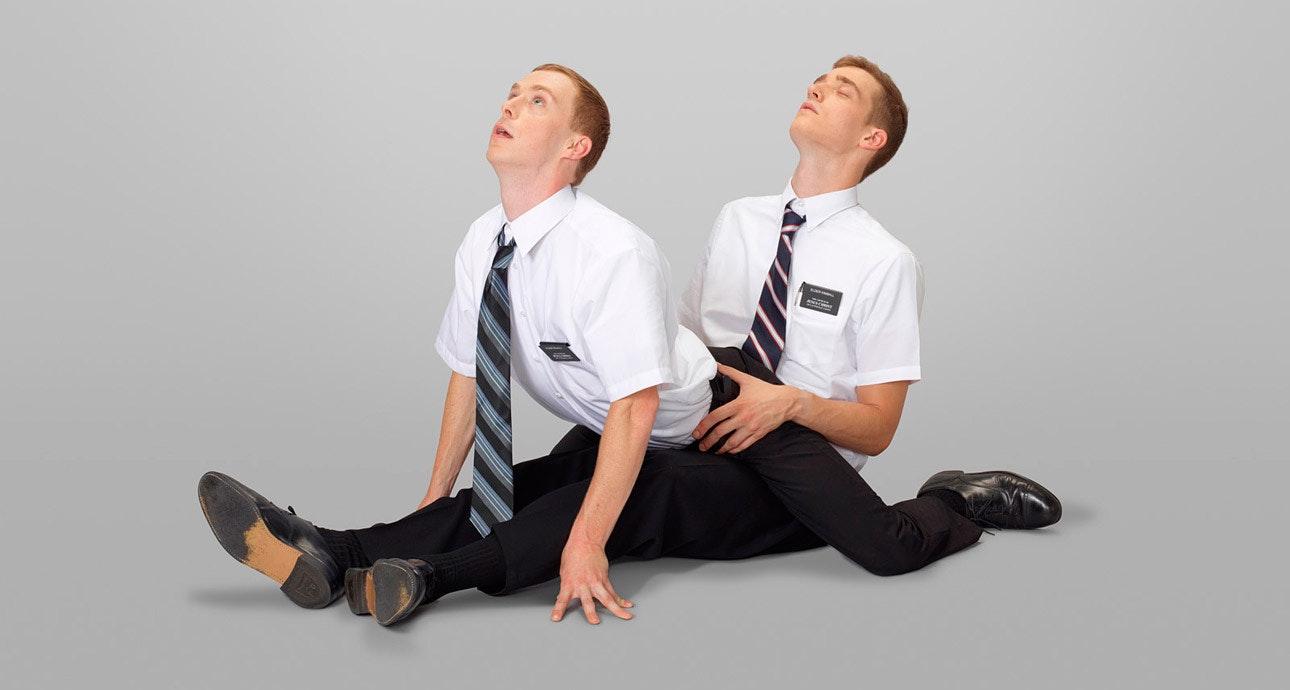 Gay missionary movie