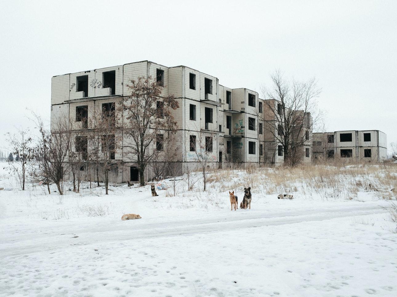 Константиновка, Донецкая область, 2015 год