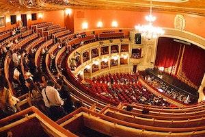 Inside Sydney Opera House Virtual Tour