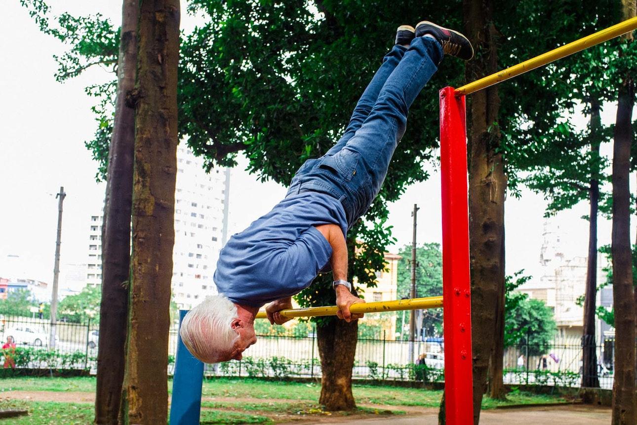10. 78 years old - Parque da Luz
