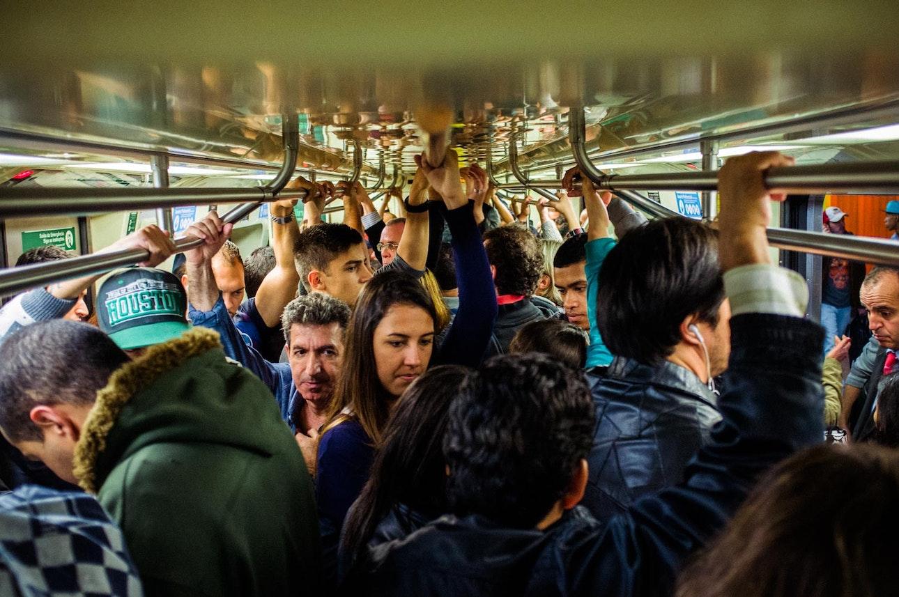 7. rush hour - metro