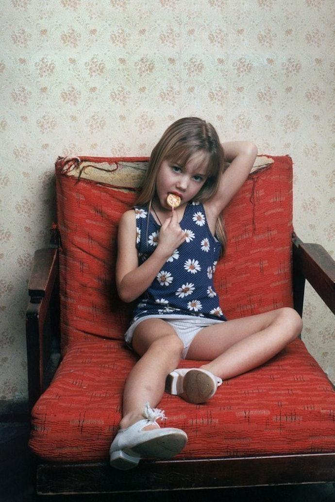 Sonya from the series KIDS, 2000 (c) Сергей Братков, Regina Gallery