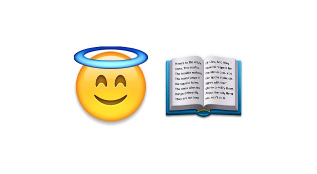 Библию перевели на язык картинок-эмодзи