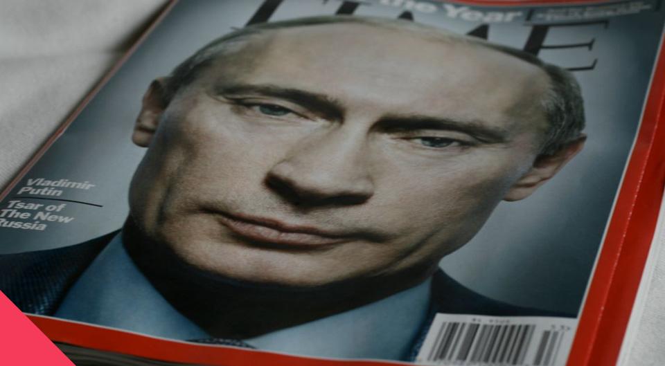 British Photographer Tells The Story Behind The Famous Portrait Of Putin Bird In Flight