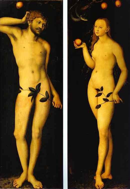 Cranach_-_Adam_and_Eve_1528