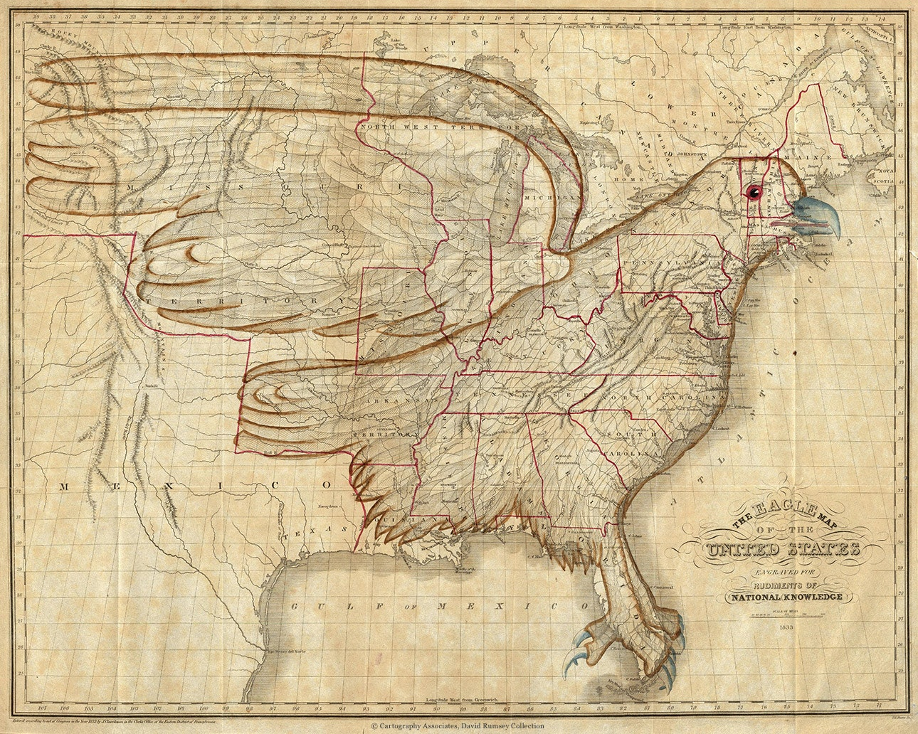 Eagle-Map-of-the-United-States
