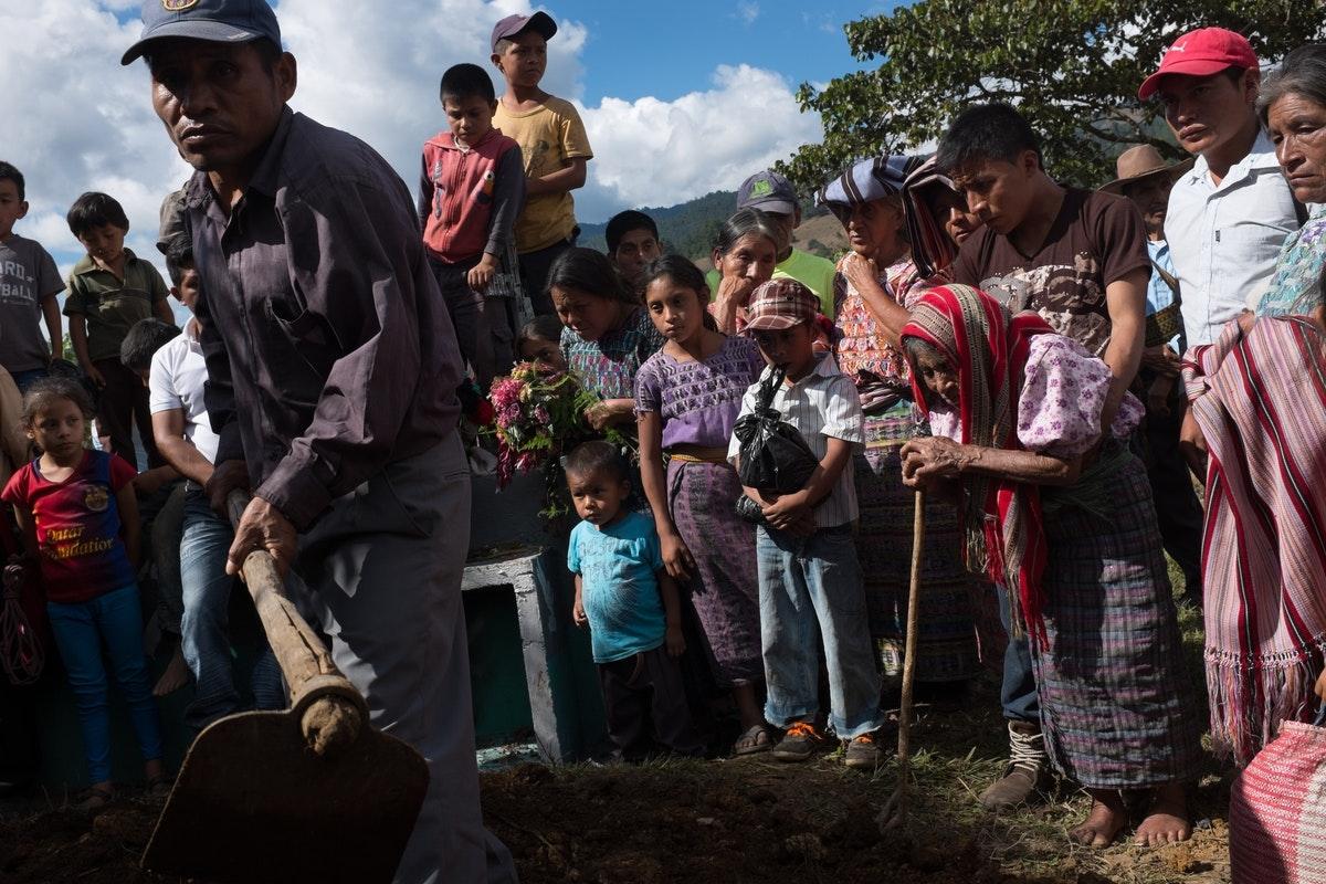 2015-11: Inhumation in Cotzal