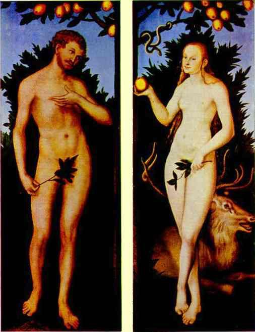 Image-Cranach_-_Adam_and_Eve_1533