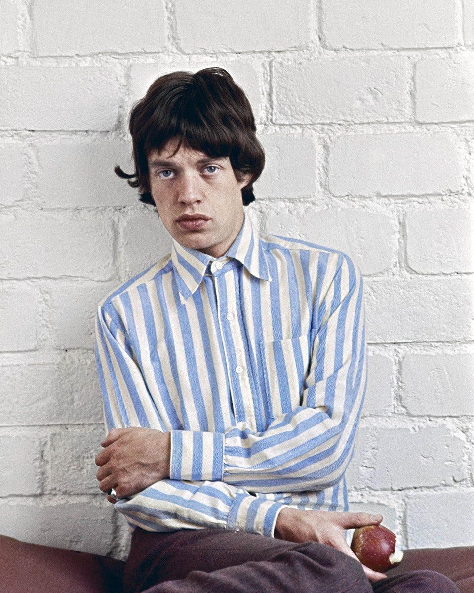 Mick Jagger-la pomme-min