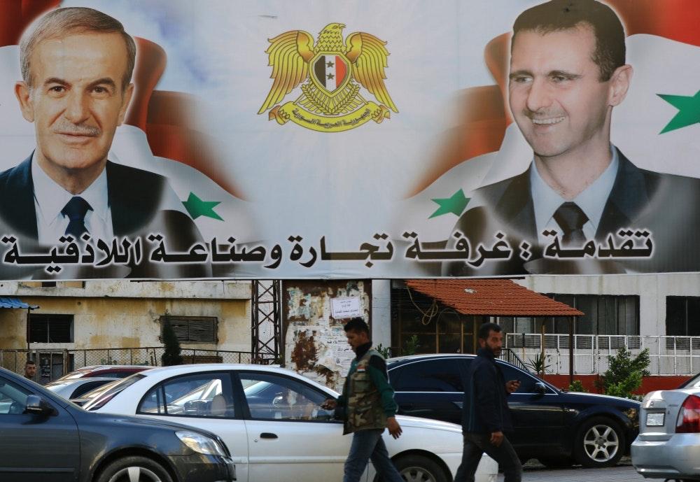 SYRIA-CONFLICT-LATAKIA