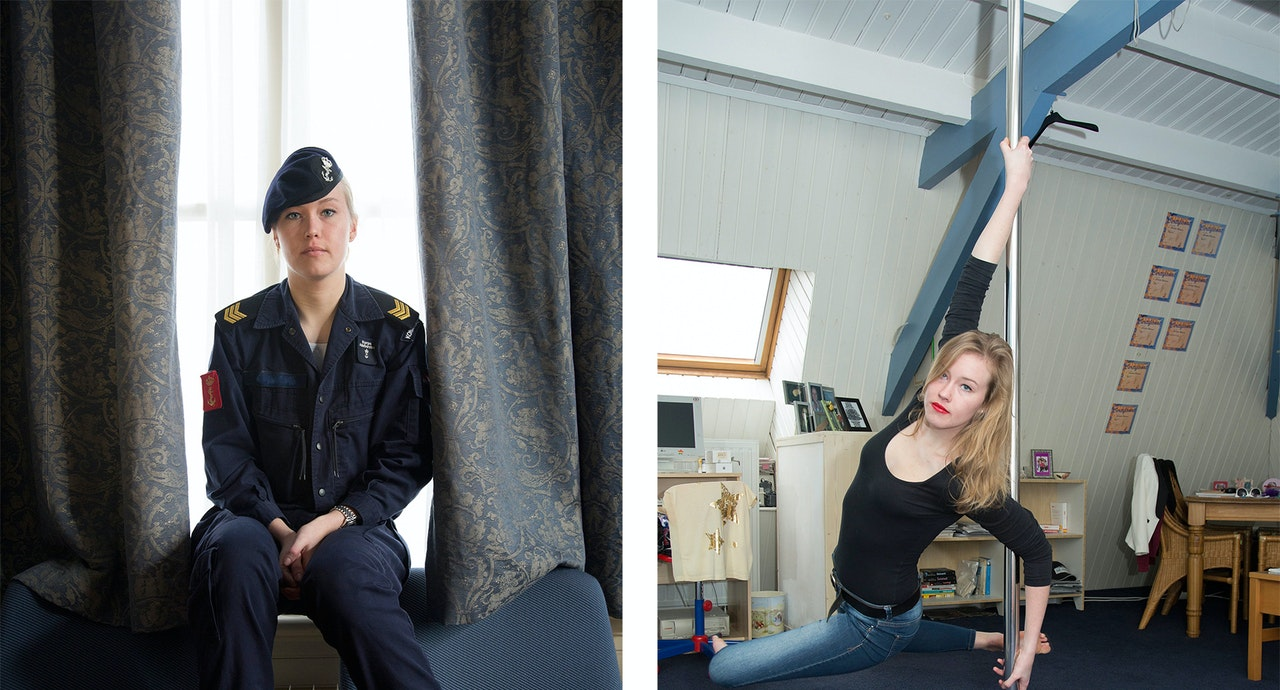 289e4c2868b Behind Her Uniform: The Double Life of Servicewomen in the Netherlands