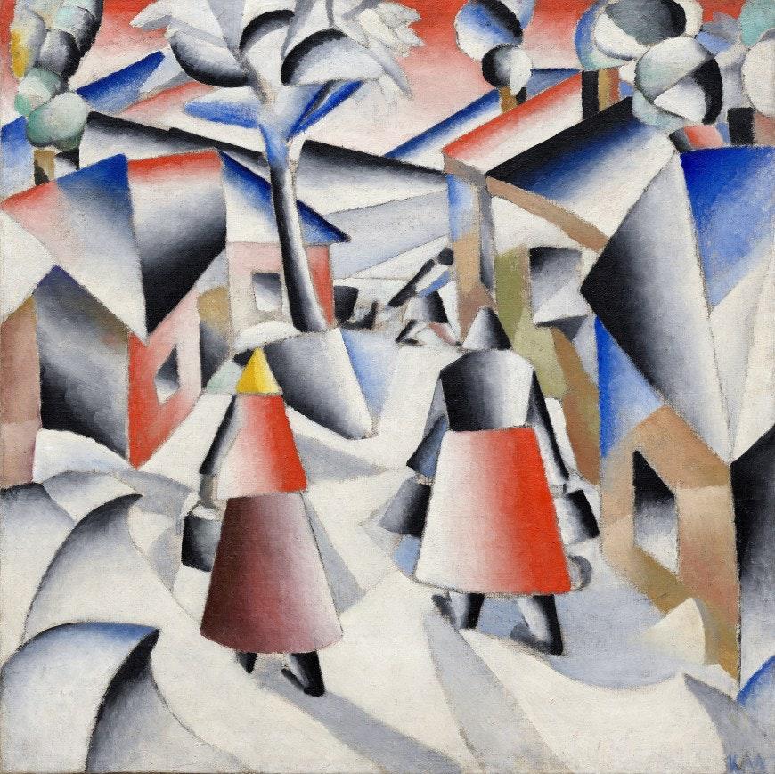 museums_Guggenheim_Malevich