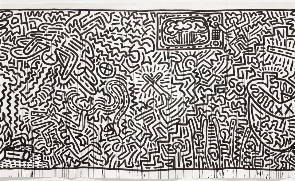 museums_MoMA_Haring