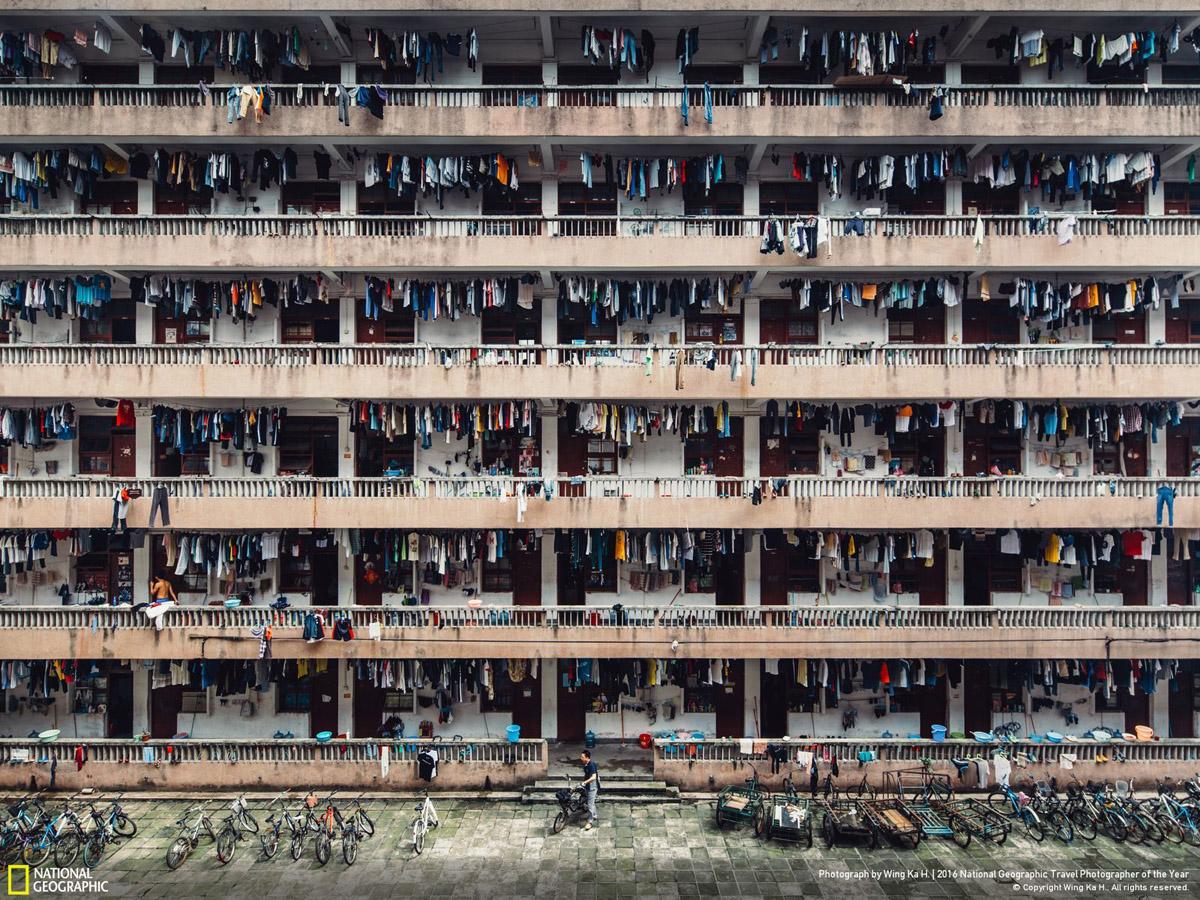 Фото: Винг Ка. Silenced. Второе место в категории «Города»