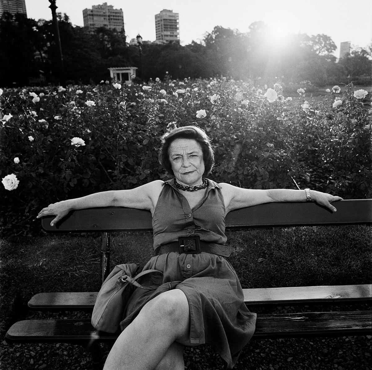 Из серии «Портреты». Мирта Клара, бывшая аргентинская политзаключённая, их задержали вместе с мужем в ноябре 1975 года за участие в политической группе Montoneros. Мирта живёт в Буэнос-Айресе, работает правозащитником и психологом.