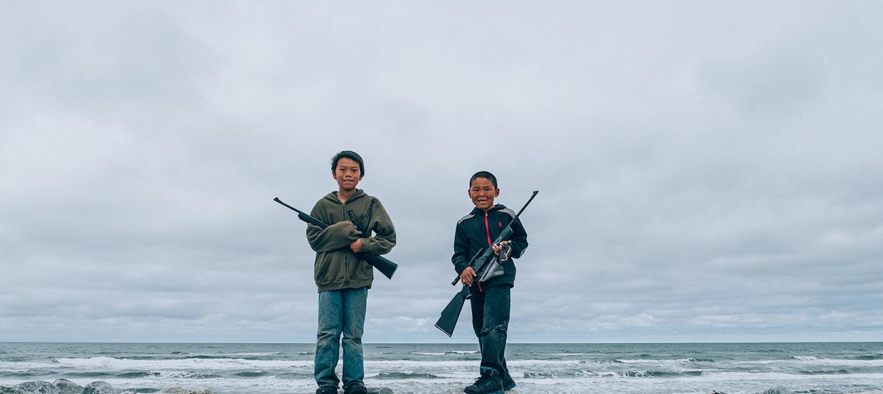 Alaska Diaries: To Stay in Shishmaref — Bird In Flight