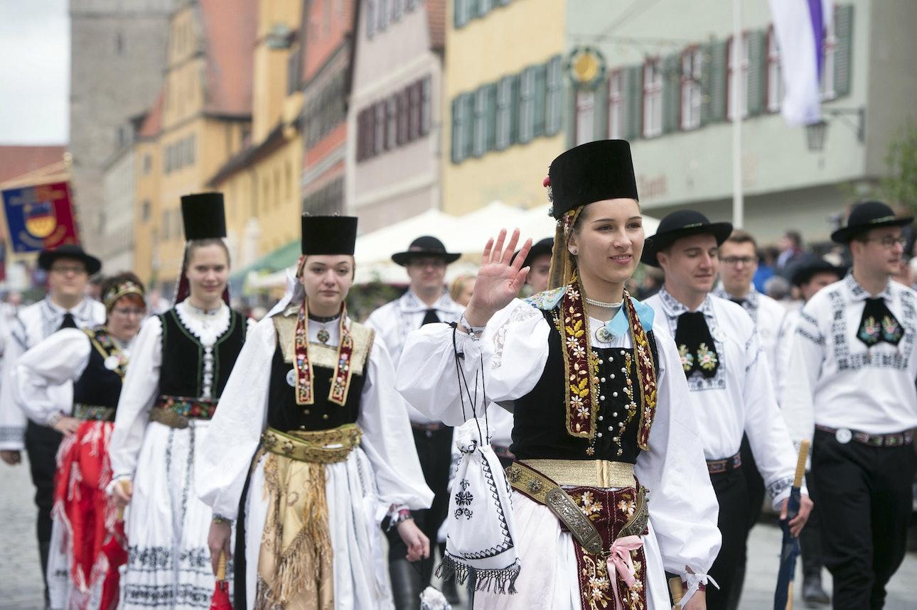Transylvanian Saxons Pentecost meeting