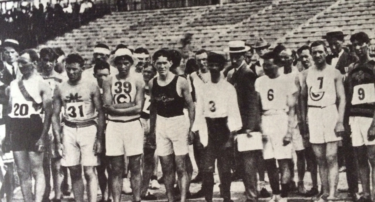 Marathon During 1904 Olympics: Doping, Hitchhiking, and Roadside Naps
