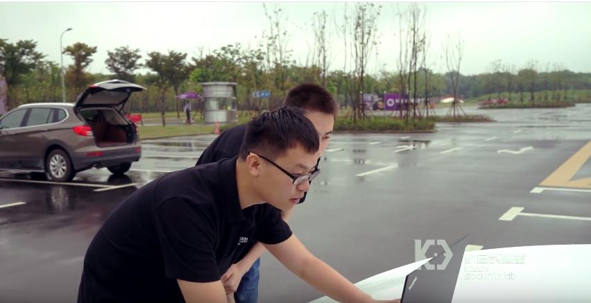 Tesla устранила обнаруженную китайскими хакерами уязвимостьПО автомобилей