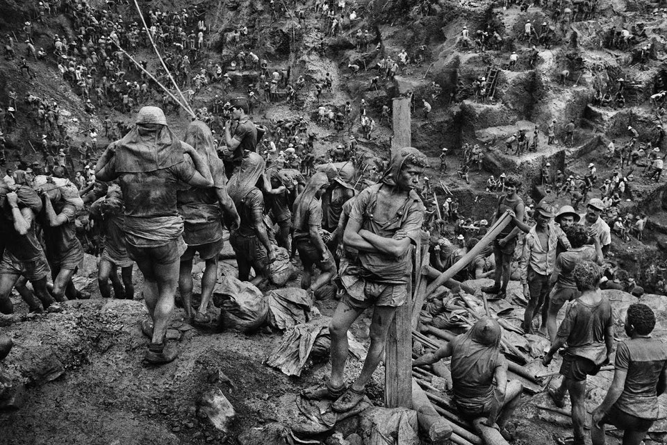 The hell of Sierra Pelada mines, 1980s (7)