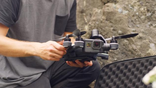 Инженеры GoPro представили сразу три новинки