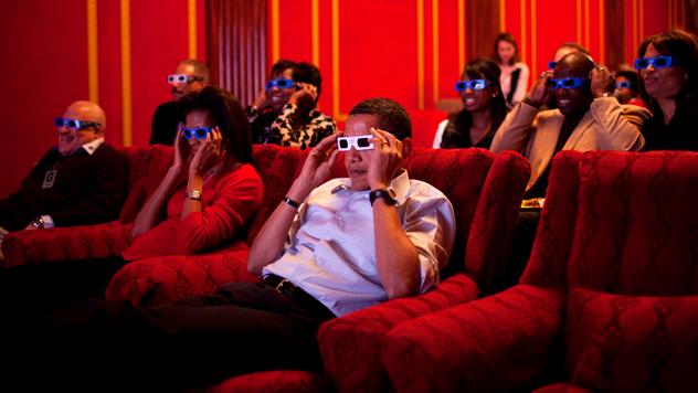 Обама назвал любимые научно-фантастические фильмы исериалы