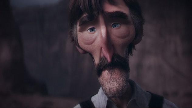 Новая короткометражка Pixar, которую рисовали пять лет в свободное от работы время