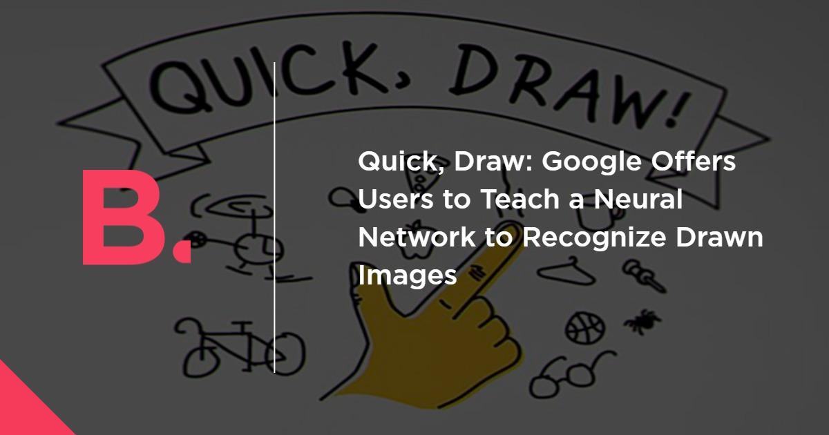Google Quick Draw Deutsch