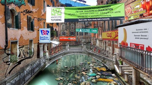 Magazine Puts Russian Advertising on European Streets — Bird