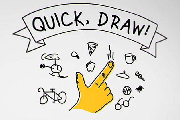 Quick, Draw: Google Offers Users to Teach a Neural Network ...