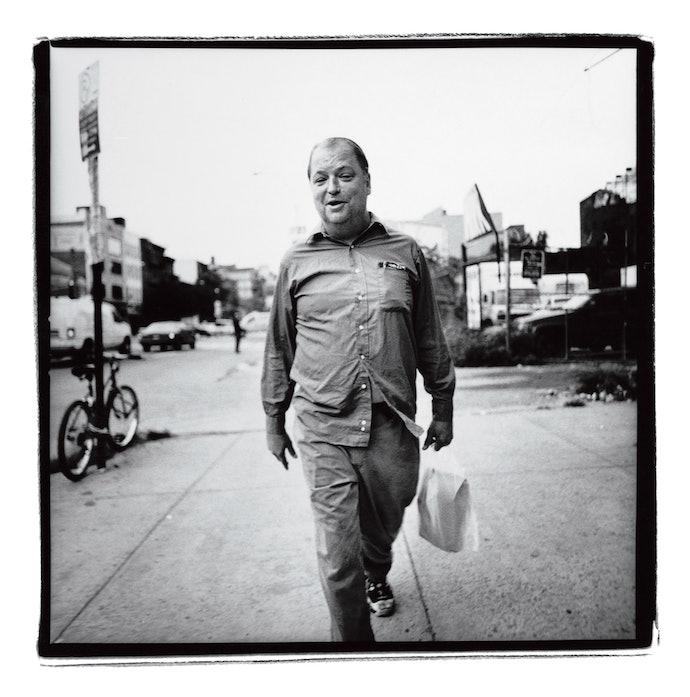 Bruce Davis, Runner, Sunshine Hotel, Bowery, NYC