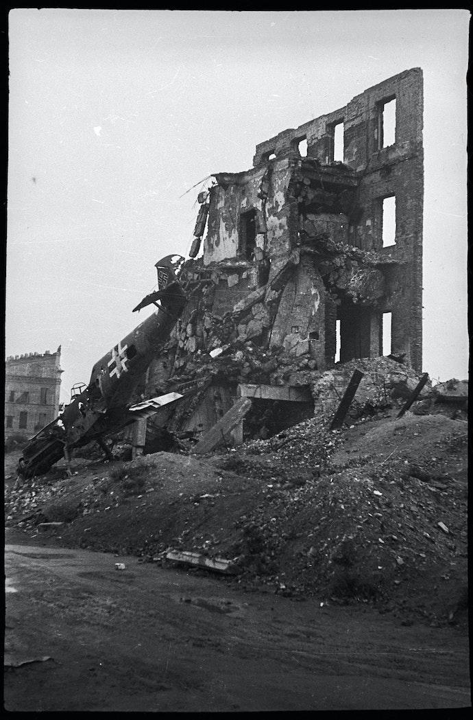Berlin, May 1945