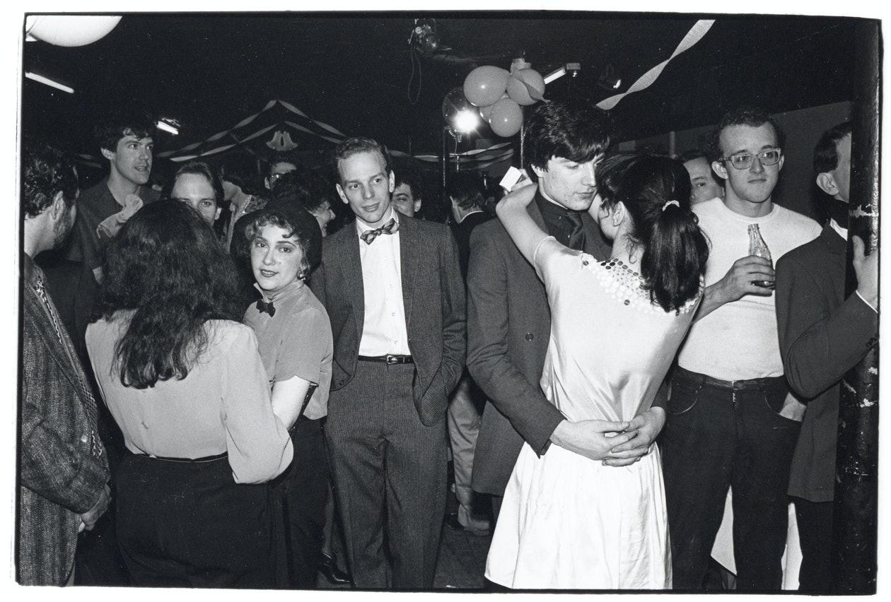 Wedding, Club 57, 1980