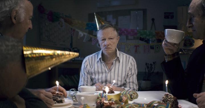 Адидас реклама дом престарелых частные дома престарелых в белоруссии